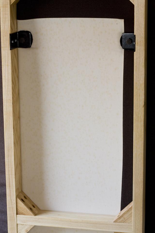 無印良品の「ハイバックリクライニングソファ・ポリエステル平織/ブラウン・2シーター」-07