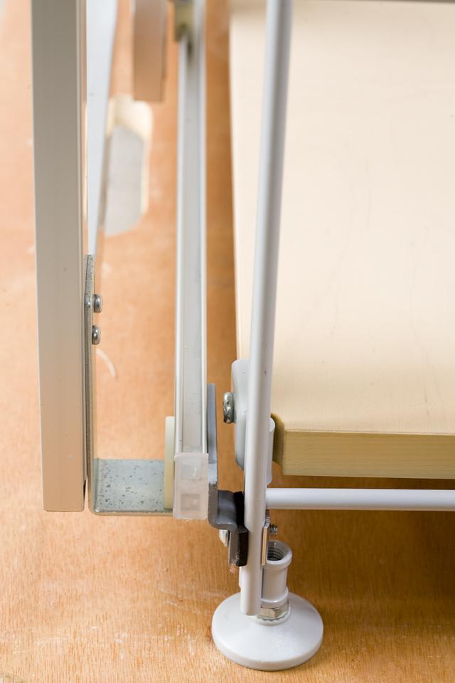 無印良品「スライドドア付き・スチールユニットシェルフ・木製棚セット」-13