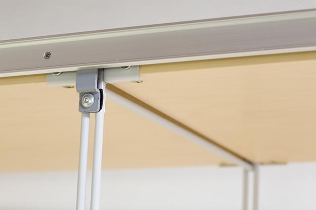 無印良品「スライドドア付き・スチールユニットシェルフ・木製棚セット」-17