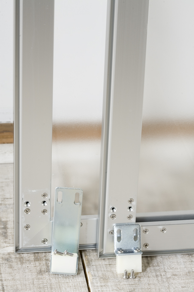 無印良品「スライドドア付き・スチールユニットシェルフ・木製棚セット」-22