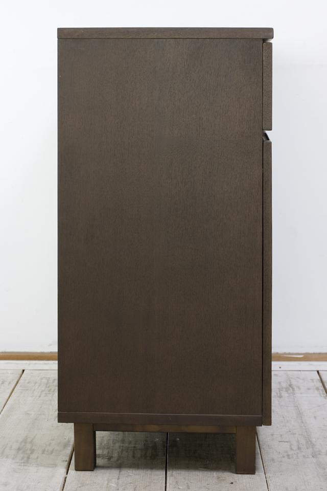 無印良品「タモ材キャビネット・木製扉|ブラウン」-06