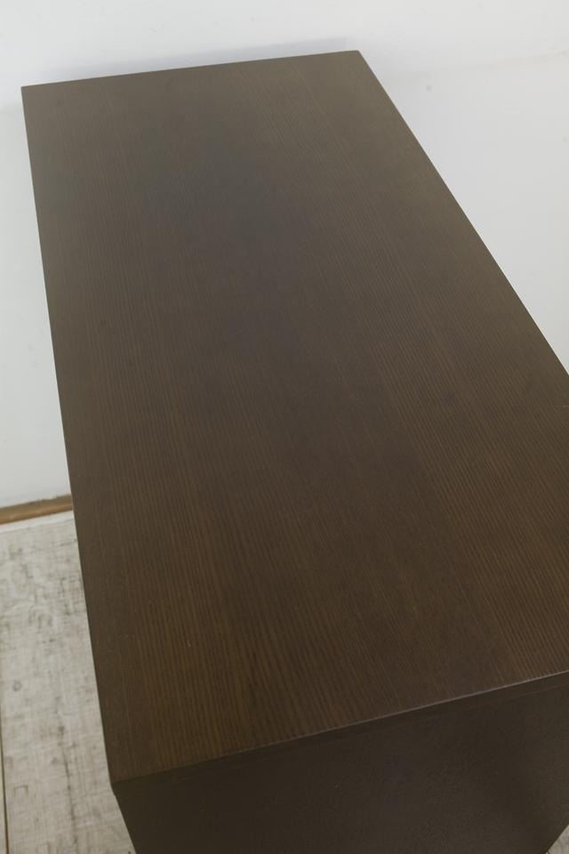 無印良品「タモ材キャビネット・木製扉|ブラウン」-08