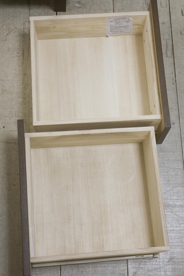 無印良品「タモ材キャビネット・木製扉|ブラウン」-12