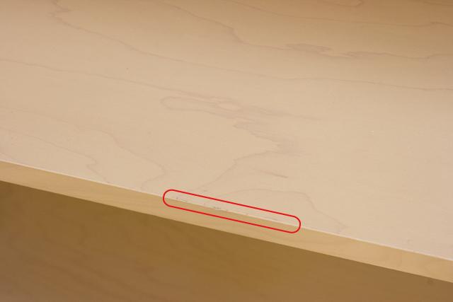 無印良品「スチールユニットシェルフ・木製棚セット・ワイド大・グレー」-05a