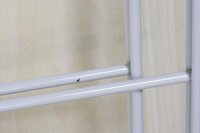 無印良品「スチールユニットシェルフ・木製棚セット・ワイド小・グレー」-10