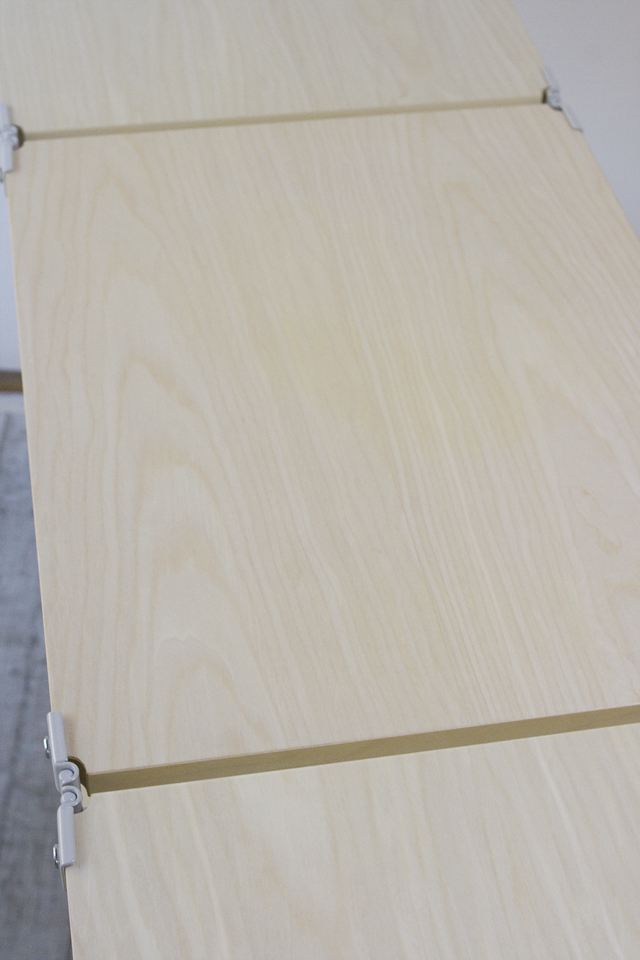 無印良品「スチールユニットシェルフ・木製棚セット」-05