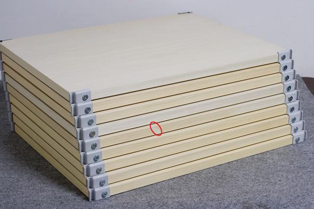 無印良品「スチールユニットシェルフ・木製棚セット」-08a