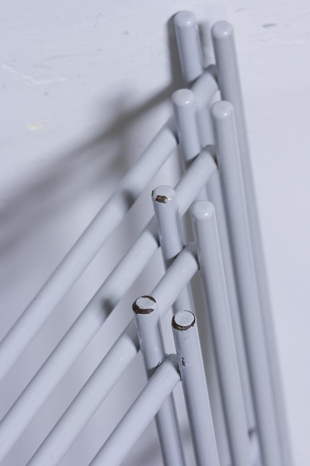 無印良品「スチールユニットシェルフ・木製棚セット」-10