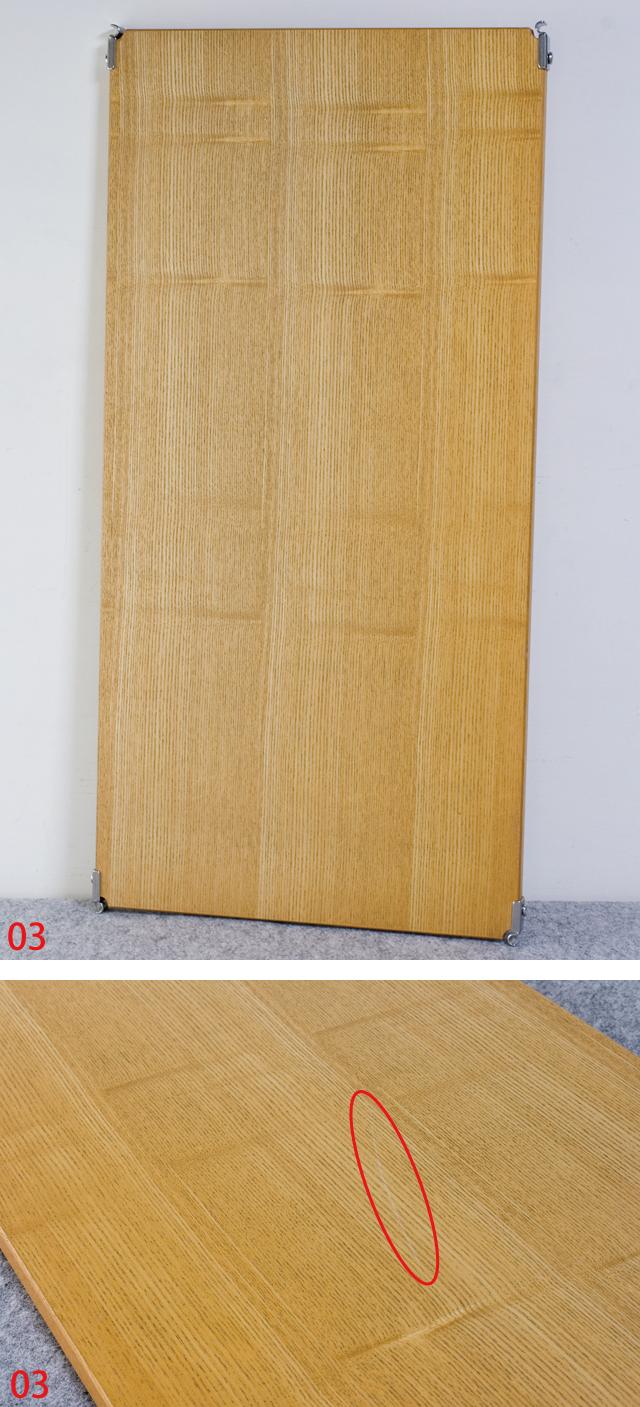 無印良品「ステンレスユニットシェルフ・タモ材棚セット・ワイド大」-08