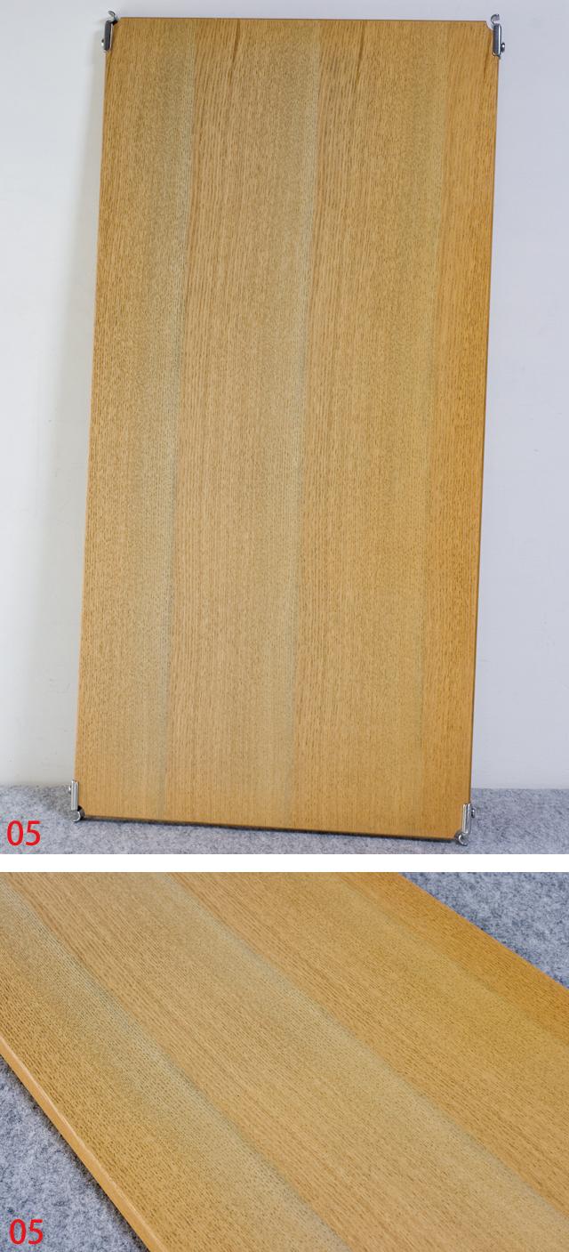 無印良品「ステンレスユニットシェルフ・タモ材棚セット・ワイド大」-10