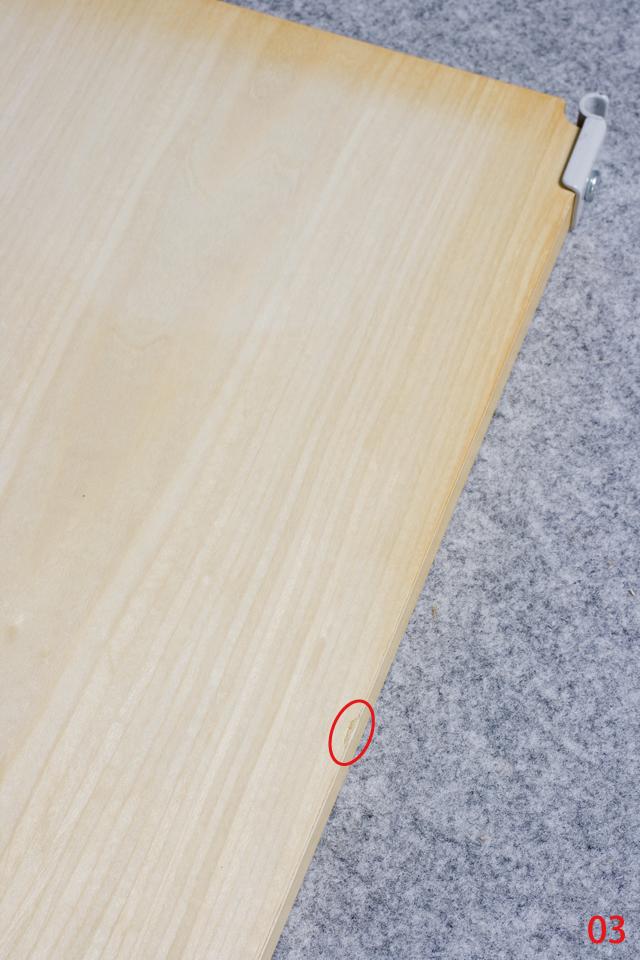 無印良品「スチールユニットシェルフ・木製棚セット・ワイド大・グレー」-08